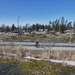 Metroasemalle raivataan tilaa - Kuva: Jukka Ranta