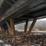 Harmaa talvipäivä sillan alla, muutoksen seuranta – viikko 2/15