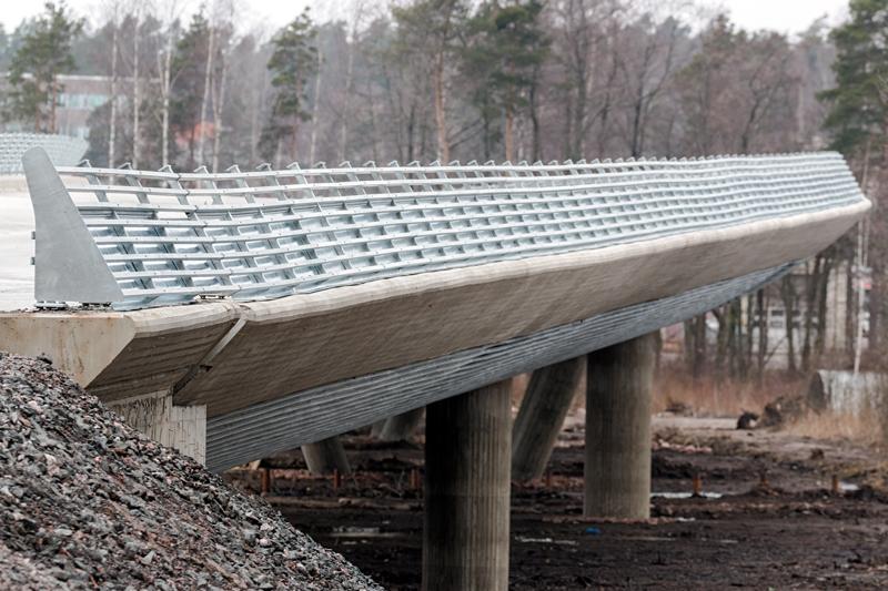 Finnevikinsilta - Kuva: Jukka Ranta