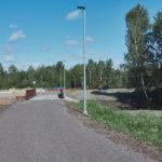 Syväsalmenkadulta Kaitaantielle - Kuva: Jukka Ranta