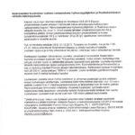 Espoon Ympäristökeskuksen asianosaisille lähettämä kuulemiskirje liittyen Hylkeenpyytäjäntien ja Rusthollarinkadun väliseen katulinjaukseen