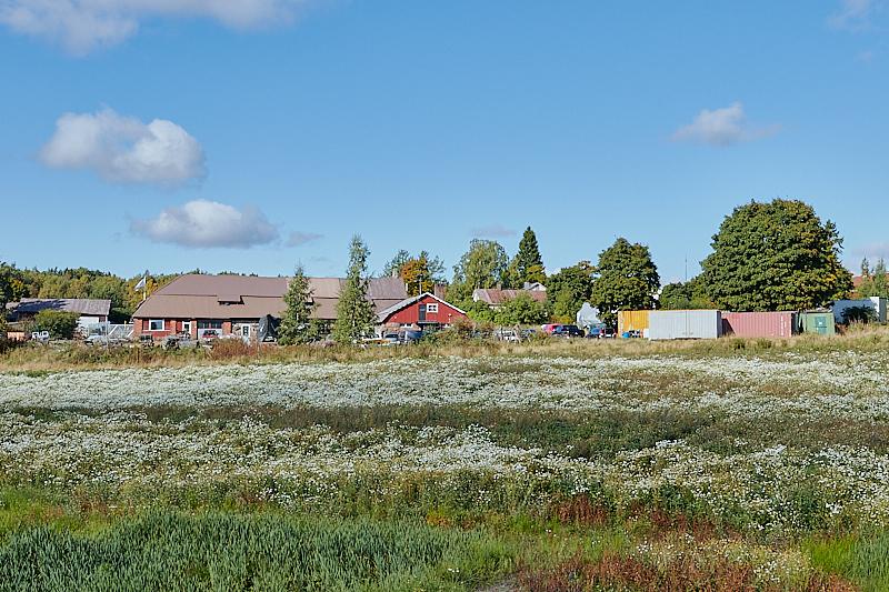 Tulevaa kerrostaloaluetta - Kuva: Jukka Ranta