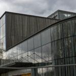 Luontokeskus/Metrokeskus valmistuu - Kuva Jukka Ranta