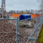 Louhintaa, kaivuuta, täyttöä, paalutusta – Muutosraportti 11/17