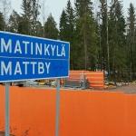Tiistilän kuilun rakennustyömaa - Kuva: Jukka Ranta