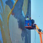 Muraali, talonrakentamista ja putkiremppa – Muutosraportti 7/2020