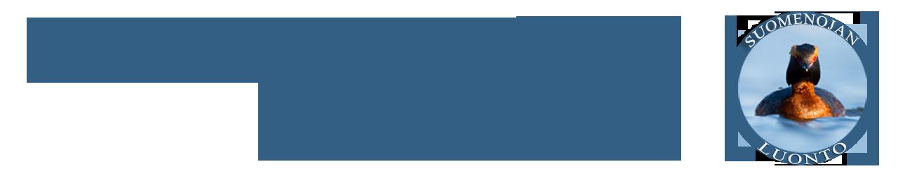 Suomenojan luonto Logo