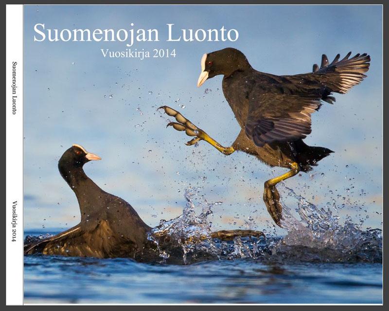 suomenojan luonto - vuosikirja 2014