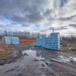 Entinen täyttömäen alue helmikuussa 2020 - Kuva: Jukka Ranta