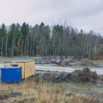 Valmistelutöitä tehdään edelleen - Kuva: Jukka Ranta
