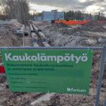 Kaukolämpöä, uusia lampia, asuntoja ja niittoa – Muutosraportti – 12/2020