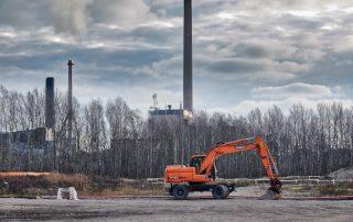 Entisen täyttömäen alue nyt - Kuva: JUkka Ranta