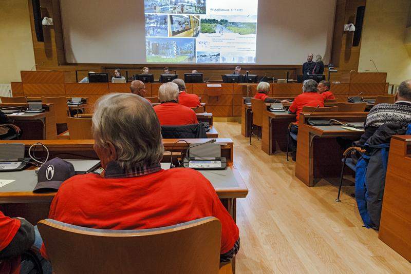 Säilytä veneilevä Espoo ja luontoarvot - Kuva: Jukka Ranta